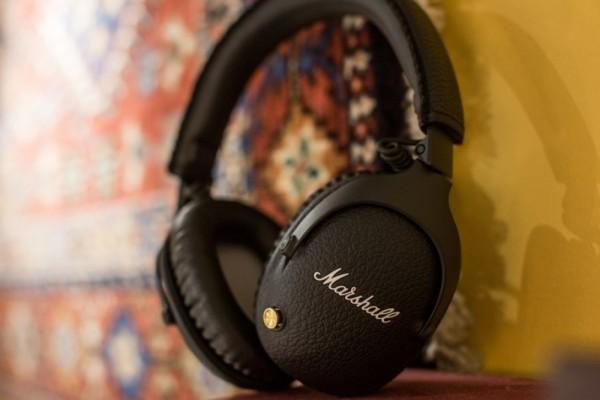 重现舞台音效 Marshall Monitor II A.N.C.主动降噪蓝牙耳机评测
