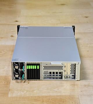 QSAN XN8012R网络存储实机测试