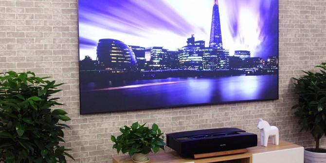 投影课堂:激光电视能支持本地播放吗
