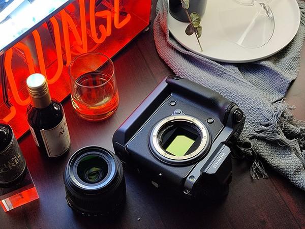 1亿像素拍照是什么体验?富士GFX 100真机上手