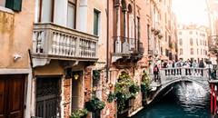 国外城市建筑街道高清风光壁纸