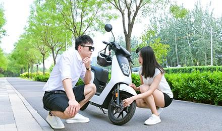 别瞧不上电摩 本田V-GO让摩托党动了心