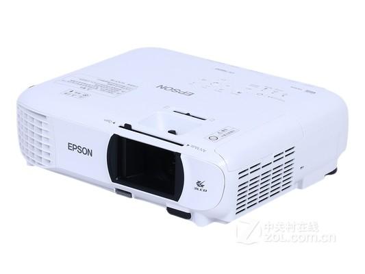 爱普生1080p高清办公会议家用投影仪