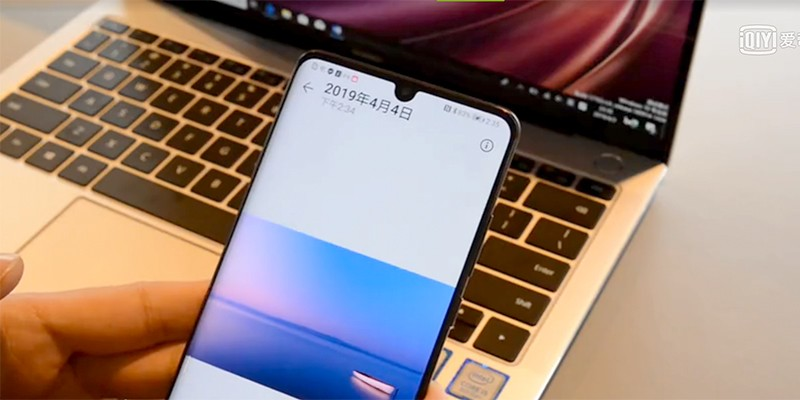 华为Huawei Share一碰传功能全解读