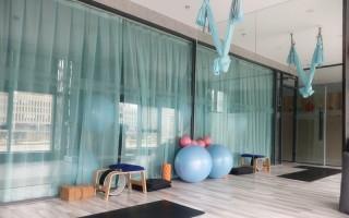 果麦新风GM420:整个瑜伽馆装一台就够了