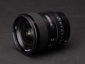 索尼发布FE 20mm F1.8 G