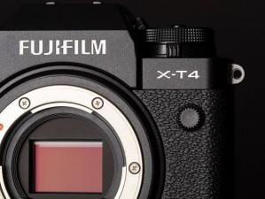 五轴防抖、20fps连拍 富士X-T4发布