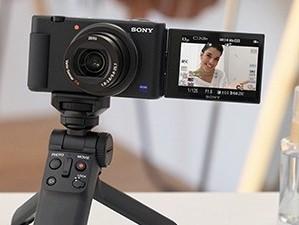Vlog小新机 索尼发布Vlog相机ZV-1