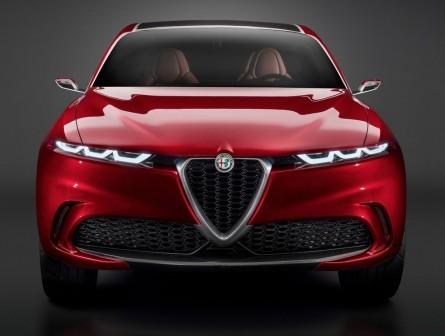 艺术Alfa RomeoTonale概念车