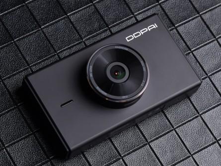 盯盯拍行车记录仪mola Z5评测