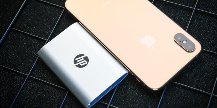使用一块比iPhone还小的移动SSD是什么体验?