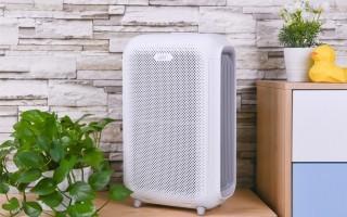 让家庭空气真正的干净起来 RHT空气净化器评