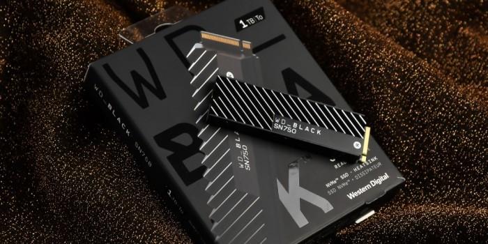 我为啥推荐要买WD_BLACK SN750 NVMe SSD