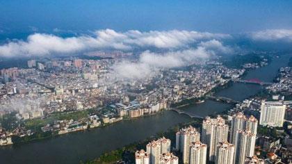 维信诺第6代柔性AMOLED模组生产线广州动工