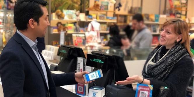 支付宝巴克莱银行宣布合作:接入11万商家