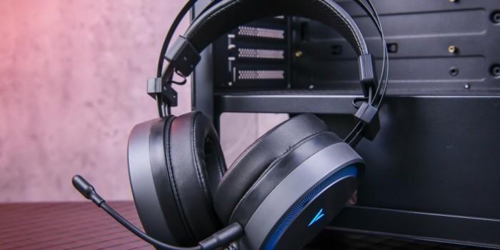 雷柏VH530免费彩金无需申请耳机评测:RGB利器