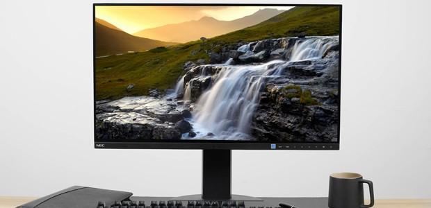 高端办公新姿势 NEC 4K显示器评测