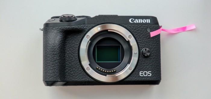 佳能90D/M6II相机上手体验