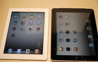 比iPhone4还薄 iPad 2真机图赏
