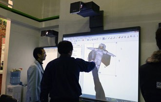 SMART展示3D互动工具