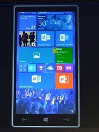 Windows 10手机全方位展示