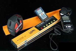 投影幕横评测试仪器解析
