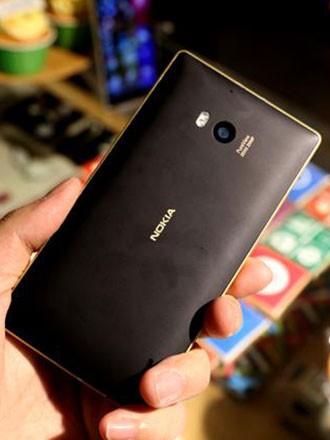 金色版Lumia 930首秀