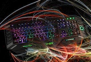 V-OX V1七彩背光键盘首测