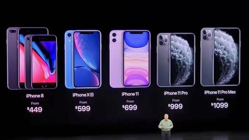 错过5G先机 没有屏下指纹 iPhone 11还值得买吗?