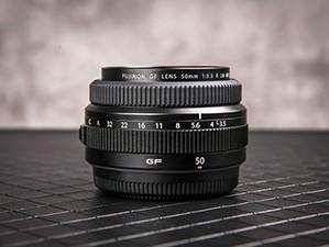 富士GF50mm F3.5评测