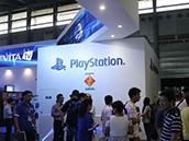 索尼携PS4及PSV亮相!