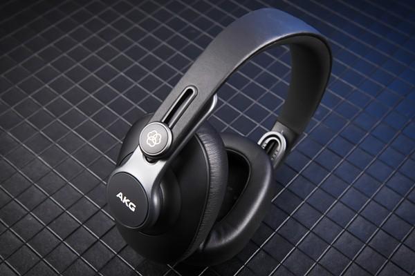 非凡细节,重现自然 AKG K371头戴监听耳机评测