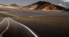 超美自然风光公路壁纸2