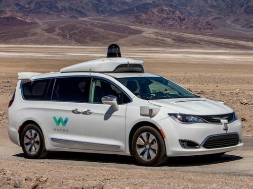 Waymo将推无人车打车服务