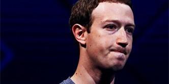 扎克伯格直面口水,Facebook这次危险了吗?