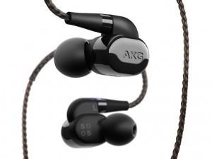 AKG发布全新旗舰耳塞N5005