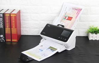 桌面掃描生產力 樂芮S2080w有多大能量