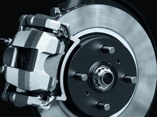 提高刹车性能,制动系统的改装