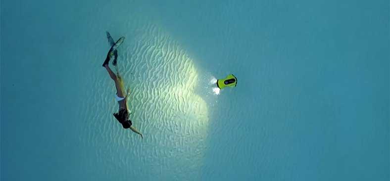专访鳍源CEO张翀:智能影像拍摄打造水下全新体验