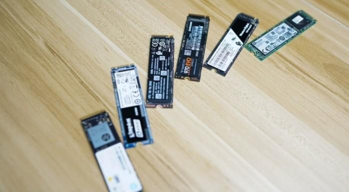 强弱是否悬殊?六款NVMe M.2 SSD横评