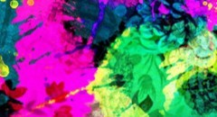 彩色宽屏手机壁纸