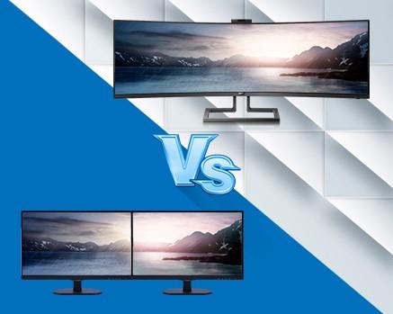 单屏VS双屏:谁才是最完美的显示器方案?