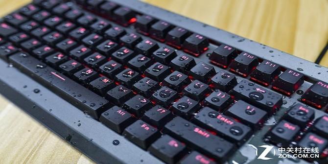水尘不侵的机械键盘 雷柏V780&V750评测