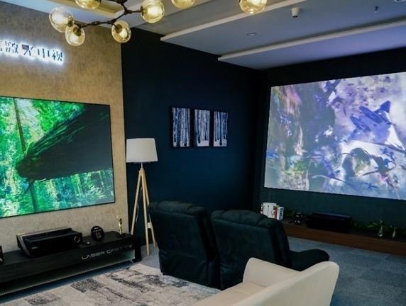 占领市场制高点 中国引领激光电视发展?