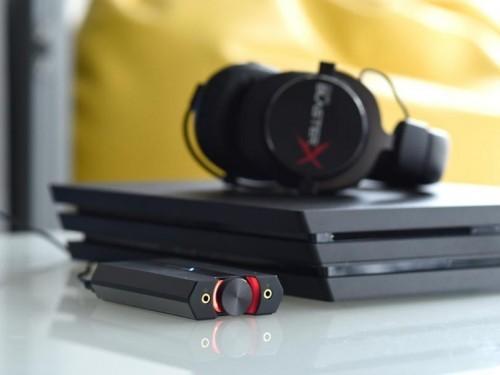 创新G6外置专业游戏声卡京东售价1299元