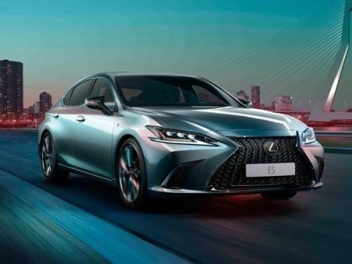 阻击BBA,全新Lexus ES预售