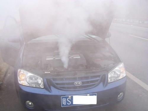 夏季高温发动机易开锅,怎么有效降温?