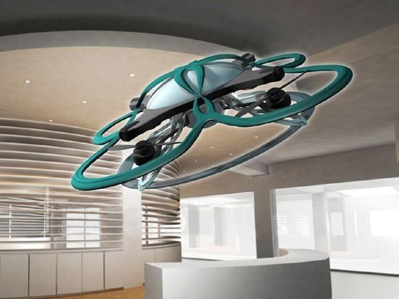 日本公司设想用无人机催加班员工回家