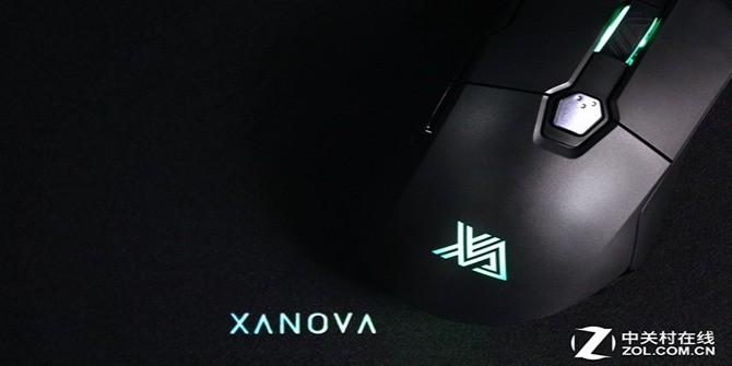 小尺寸强配置 影驰XANOVA灵机XM310鼠标评测