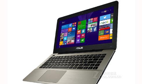 华硕R454LJ5200笔记本上海促销仅3399